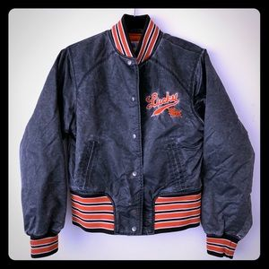 VTG Lucky Brand Too Tough To Die jacket